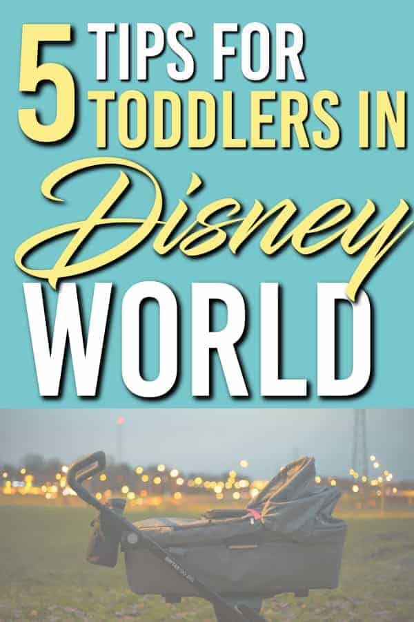 These Tips for Taking Your Toddler To Disney World will make your Magic Kingdom Day Amazing. Make sure your trip to Disney World is a great one with these tips for your little kids | Disney World Tips with toddlers | Disney World Tips and Tricks |