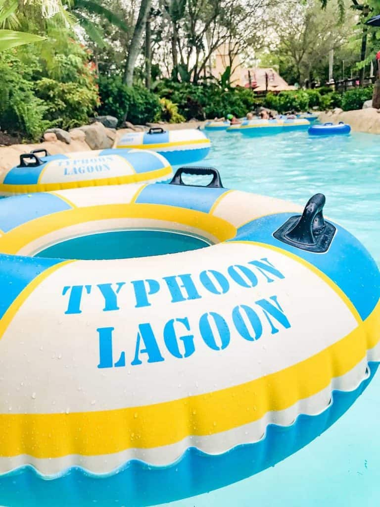 Typhoon lagoon lazy river