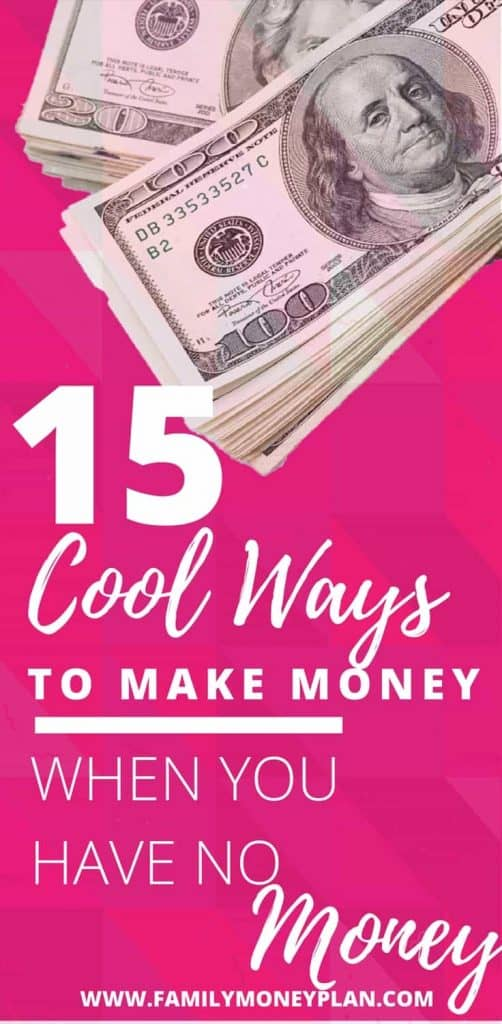 Need ways to make money using what you already have? There 10+ ways show you how to make extra with no money. | Make extra money | how to make money with no money | Side Hustles | Side Gigs | Earning money | #earnmoney #makemoney #sidehustle