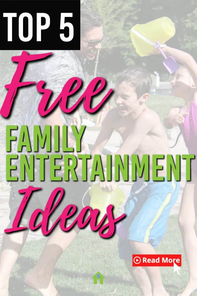 Are you looking for some FREE ways to entertain your family? Here's 5 Free Family Entertainment Ideas to keep you busy this weekend. Family entertainment ideas | Free entertainment | Saving Money Tips | Frugal Living | fun free things to do | free things |fun free things to do with kids |free things to do with kids in summer | free things to do with kids | #freethingstodo #frugal #kidsactivities #kids