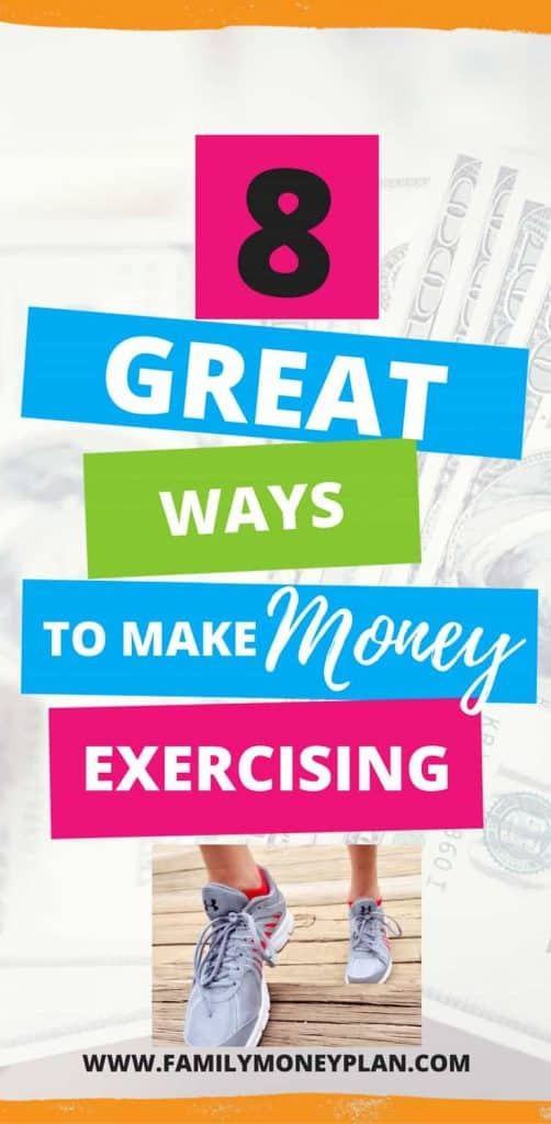Can you really get paid to exercise? Yes if you get creative with it. Here are some neat ways to get paid to exercise and lose weight | Make Money | Get Paid to Lose Weight | Get Paid to Exercise |