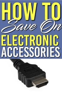 If you haven't checked out this site you are likely over paying on your electronic accessories. Here is how we save big time on electronics items like HDMI, TV stands and Wall mounts |