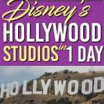 Hollywood Studios is an amazing place in the Walt Disney World. Here is a 1 day plan for you to see the best of what this park has to offer | Disney World | Hollywood Studios | Hollywood Studios 1 day Plan