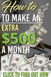 Making an extra $500 a month can be a game changer. Here are 5 ways to help you make an extra $500 every month and lift your finances make money ideas | make more money | how to make money | extra money | making money | make extra money | ideas to make money |