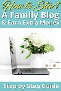 Ever thought of starting a family blog to share your stories with family and friends? Wondering how to start a blog quickly Here's how with step by step instructions and a video. Blogging can open the doors to amazing things. Ours has given us an income and led to life changing opportunities. Here's how to start your blog.