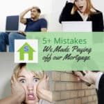 avoidable mortgage mistakes