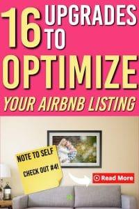 airbnb optimizing