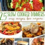 25 Delicious and easy slow cooker recipes