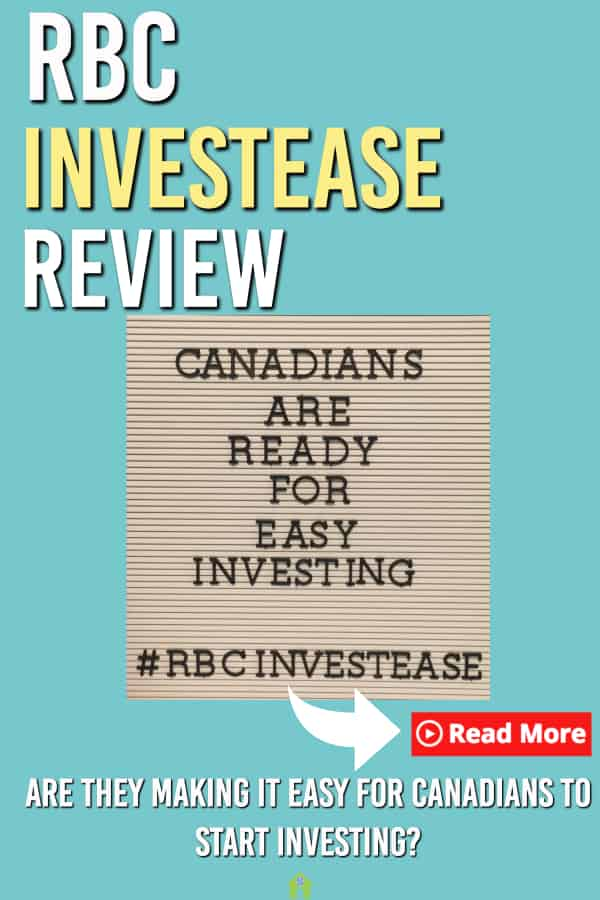RBC InvestEase is bringing easy investing to the masses. Here is their new Robo Advisor. Check out if they are making investing easy for Canadians. #investing #rbcinvestease