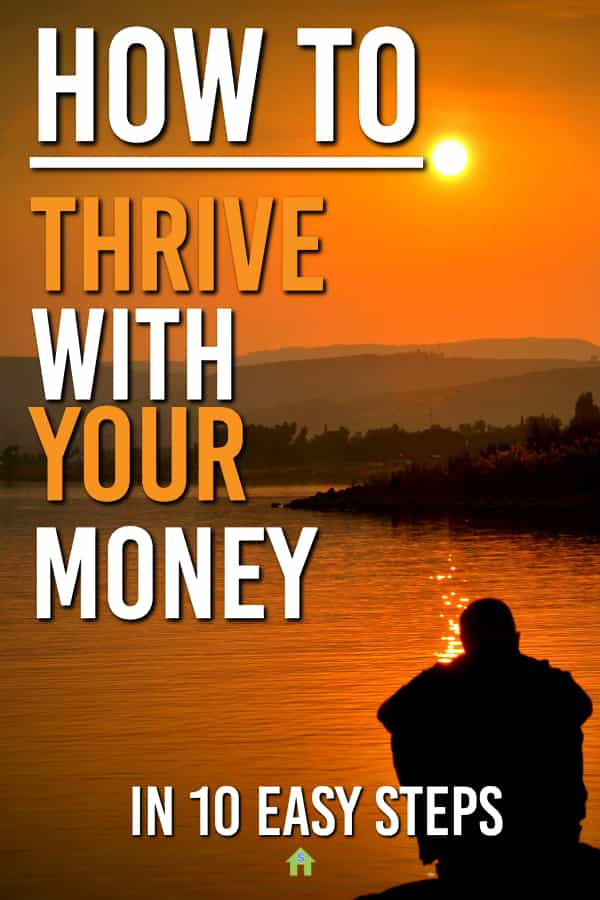 Looking to be better with your money? Here's how to manage your money more wisely. These 10 things will change your finances and get you on a better path. #personalfinance #finance #money #managingmoney #frugal