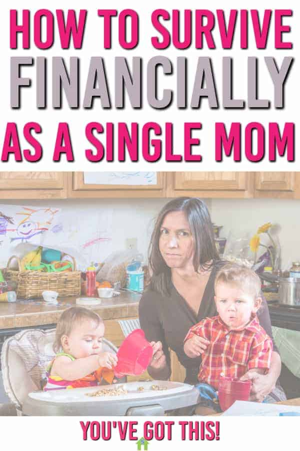 How to Survive Financially as a Single Mom. Being a single mom is the toughest and most rewarding job there is. Here is everything you want to know about being the best mom you can be.