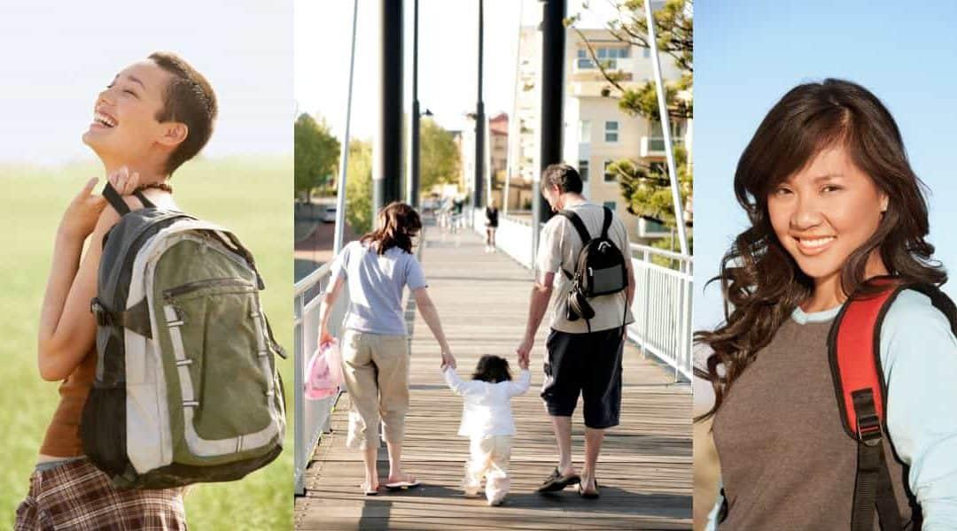 The Best Backpack for Disney