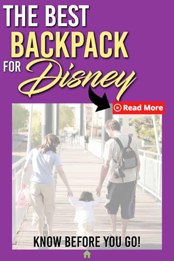 backpack for disney