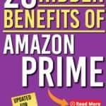 amazon prime benefits