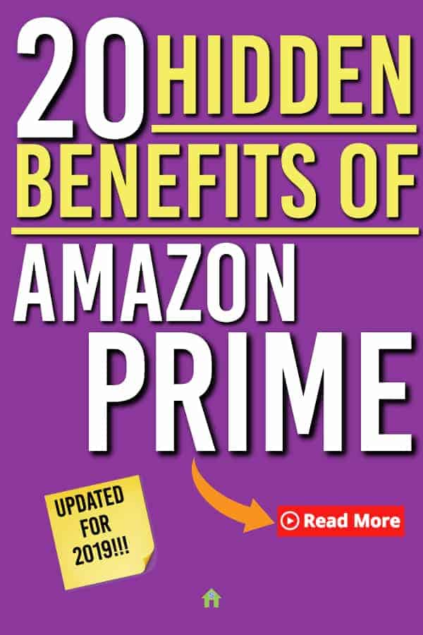 Amazon Prime Benefits go way beyond 2 day shipping. Check out all the things you get with this affordable Amazon prime membership. #amazonprime #amazon #amazonprimebenfits #amazonprimemeberships