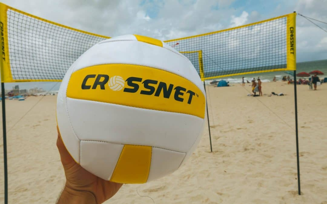 CROSSNET Volleyball Review